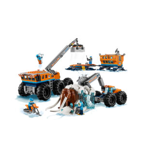 LEGO City Mobile Arktis-Forschungsstation 60195 | 4