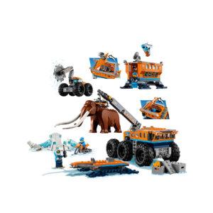 LEGO City Mobile Arktis-Forschungsstation 60195 | 5
