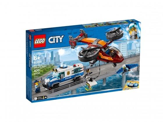 LEGO City Polizei Diamantenraub 60209 | günstig kaufen