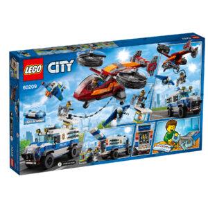 LEGO City Polizei Diamantenraub 60209 | 2