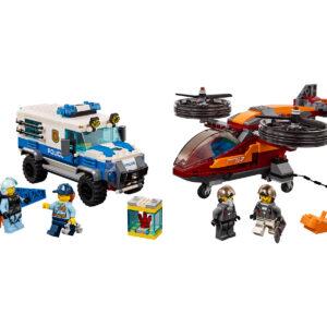 LEGO City Polizei Diamantenraub 60209 | 3