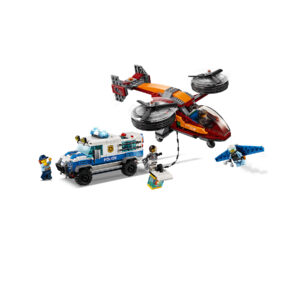 LEGO City Polizei Diamantenraub 60209 | 4