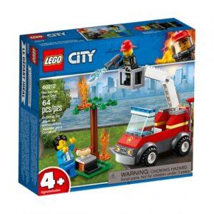 LEGO City Feuerwehr beim Grillfest 60212 | günstig kaufen