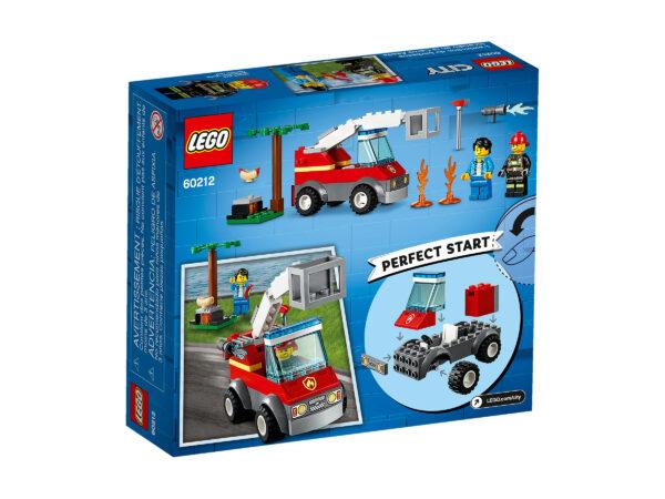 LEGO City Feuerwehr beim Grillfest 60212 | 2