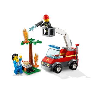 LEGO City Feuerwehr beim Grillfest 60212 | 4