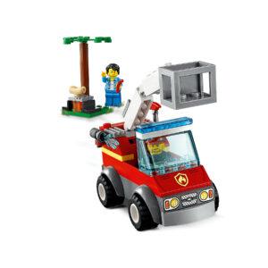 LEGO City Feuerwehr beim Grillfest 60212 | 7