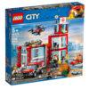 LEGO City Feuerwehr-Station 60215 | günstig kaufen