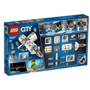 LEGO City Mond Raumstation 60227   2