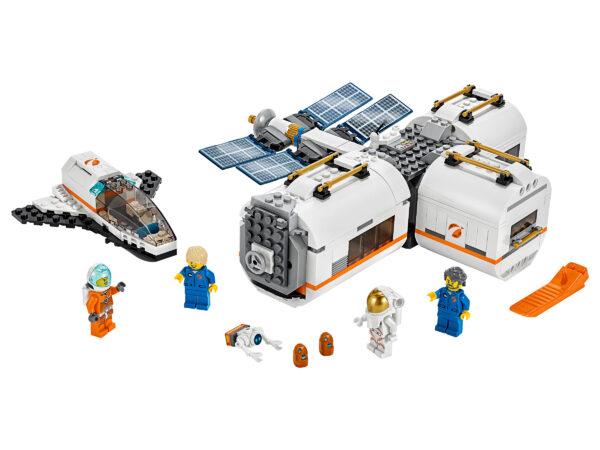LEGO City Mond Raumstation 60227   3