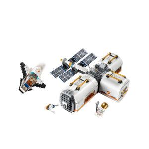 LEGO City Mond Raumstation 60227   4