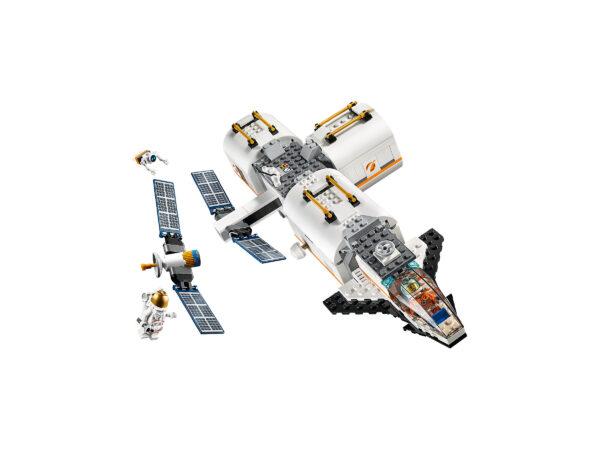 LEGO City Mond Raumstation 60227   5