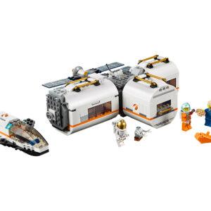 LEGO City Mond Raumstation 60227   6