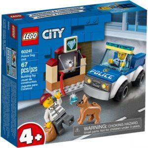 LEGO City Polizeihundestaffel 60241 | günstig kaufen