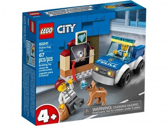 LEGO City Polizeihundestaffel 60241   günstig kaufen