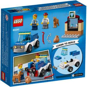 LEGO City Polizeihundestaffel 60241   2