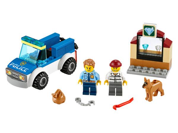 LEGO City Polizeihundestaffel 60241   3