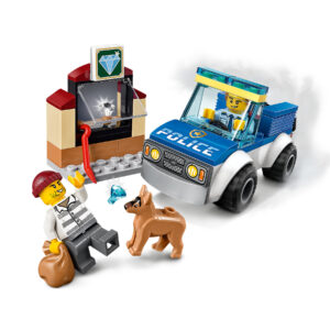 LEGO City Polizeihundestaffel 60241   4