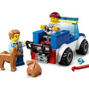 LEGO City Polizeihundestaffel 60241   5