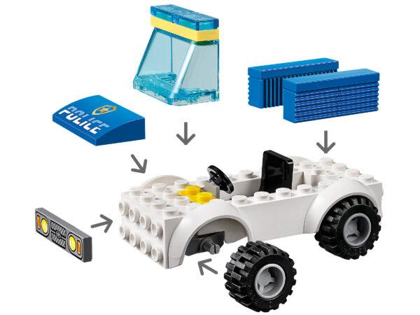 LEGO City Polizeihundestaffel 60241   6
