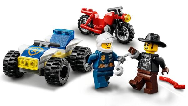 LEGO City Verfolgungsjagd mit dem Polizeihubschrauber 60243 | 7