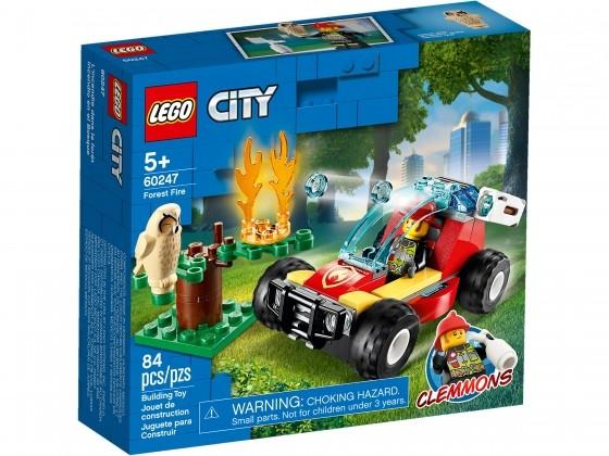 LEGO City Waldbrand 60247   günstig kaufen