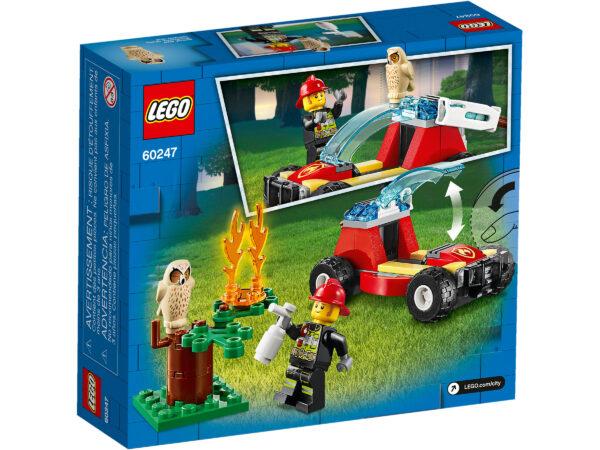 LEGO City Waldbrand 60247   2
