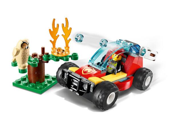 LEGO City Waldbrand 60247   4