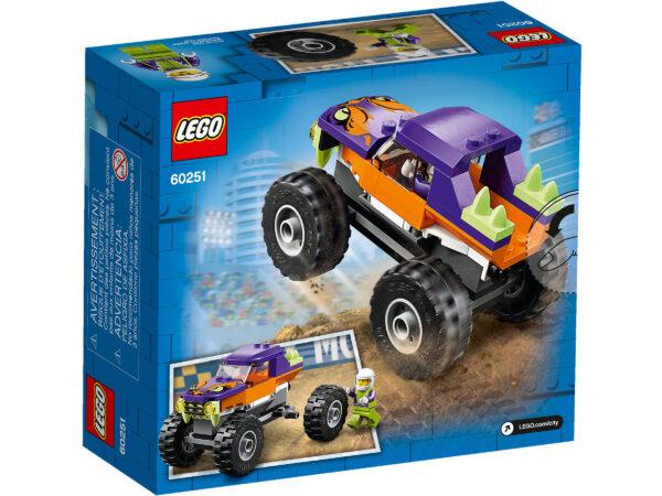 LEGO City Monster-Truck 60251 | 2