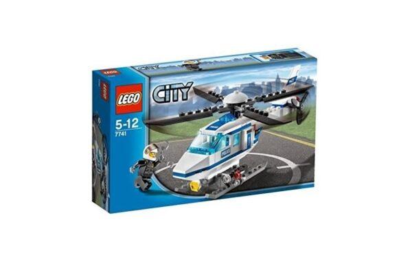 LEGO City 7741 Polizei Hubschrauber | günstig kaufen