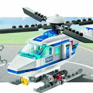 LEGO City 7741 Polizei Hubschrauber | 2