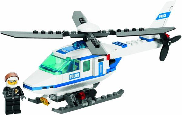 LEGO City 7741 Polizei Hubschrauber | 3