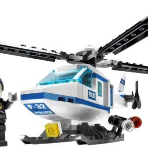 LEGO City 7741 Polizei Hubschrauber | 4