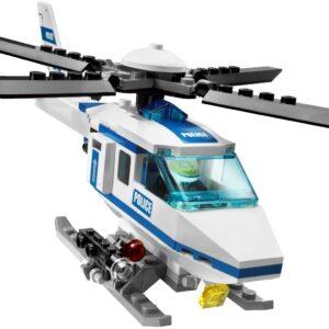 LEGO City 7741 Polizei Hubschrauber | 5
