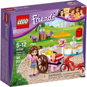 LEGO Friends Olivias Eiscreme-Fahrrad 41030 | günstig kaufen