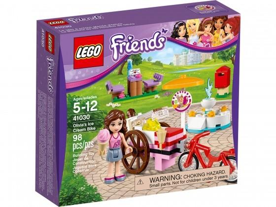 LEGO Friends Olivias Eiscreme-Fahrrad 41030   günstig kaufen