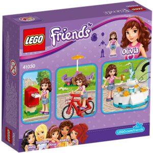 LEGO Friends Olivias Eiscreme-Fahrrad 41030   2