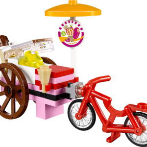 LEGO Friends Olivias Eiscreme-Fahrrad 41030   4