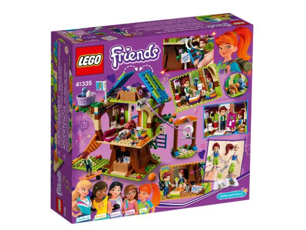 LEGO Friends Mias Baumhaus 41335   2