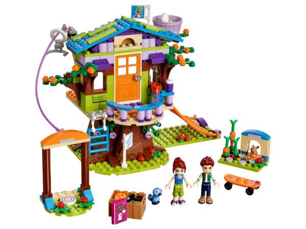 LEGO Friends Mias Baumhaus 41335   3