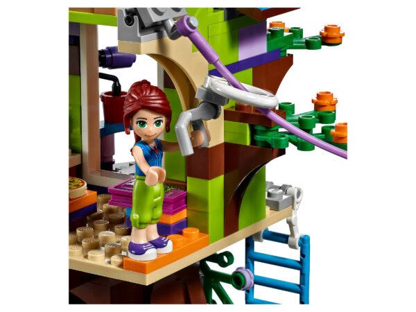 LEGO Friends Mias Baumhaus 41335   6