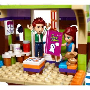 LEGO Friends Mias Baumhaus 41335   7