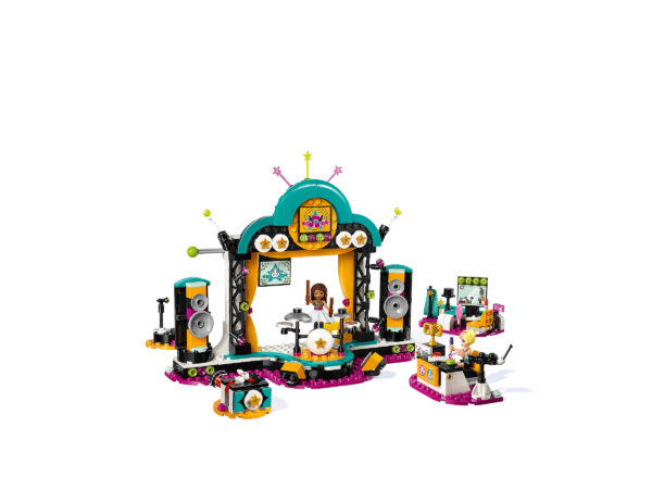 LEGO Friends Andreas Talentshow 41368   4