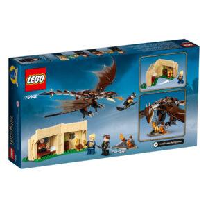 LEGO Harry Potter Das Trimagische Turnier: der ungarische Hornschwanz 75946 | 2