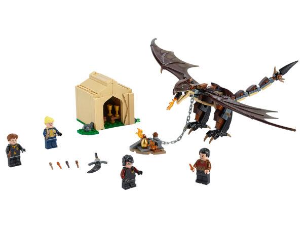 LEGO Harry Potter Das Trimagische Turnier: der ungarische Hornschwanz 75946 | 3
