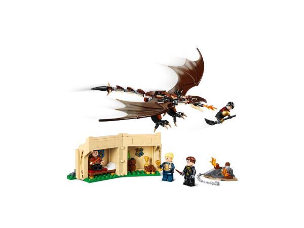 LEGO Harry Potter Das Trimagische Turnier: der ungarische Hornschwanz 75946 | 4