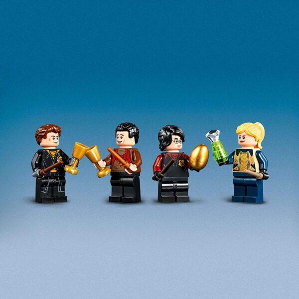 LEGO Harry Potter Das Trimagische Turnier: der ungarische Hornschwanz 75946 | 5
