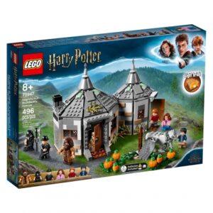 LEGO Harry Potter Hagrids Hütte: Seidenschnabels Rettung 75947 | günstig kaufen