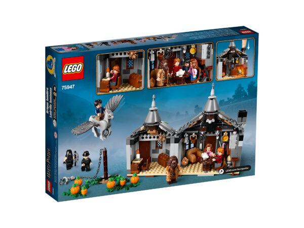 LEGO Harry Potter Hagrids Hütte: Seidenschnabels Rettung 75947 | 2