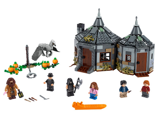 LEGO Harry Potter Hagrids Hütte: Seidenschnabels Rettung 75947 | 3