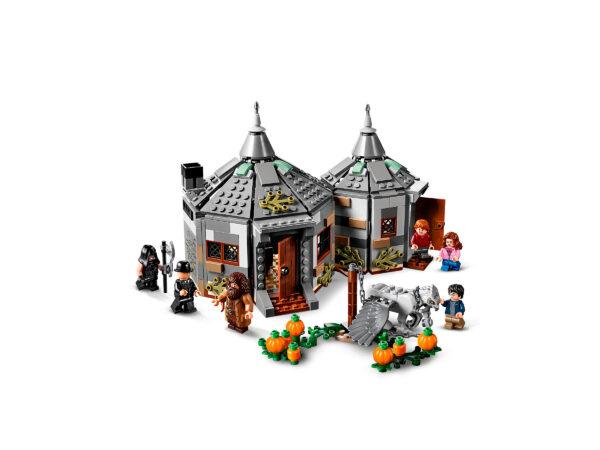LEGO Harry Potter Hagrids Hütte: Seidenschnabels Rettung 75947 | 4